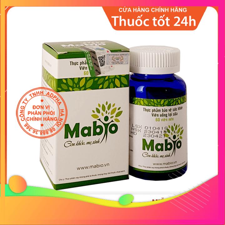 [HCM]Mabio - Thảo dược lợi sữa và phục hồi sức khỏe sau sinh